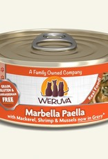 Weruva Weruva Marbella Paella Canned Cat food  5.5oz