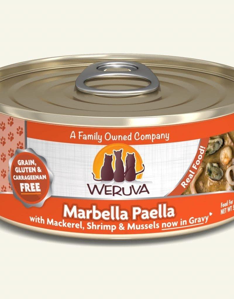 weruva Weruva Marbella Paella Canned Cat food  5.5oz