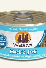 Weruva Weruva Mack and Jack Canned Cat Food 5.5oz
