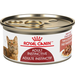 royal canin Royal Canin adult instinctive in gravy cat 3oz