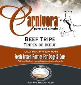carnivora CARNIVORA / Prairie Fed Beef Tripe 4lb (8/cs)