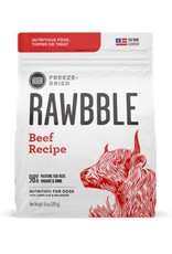 Rawbble rawbble beef 12oz