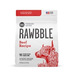rawbble Rawbble Freeze Dried Beef 14oz