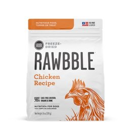 Bixbi Pet Rawbble Freeze Dried chicken 12oz