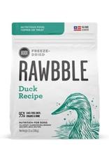 Bixbi Pet Rawbble Freeze Dried duck 12oz