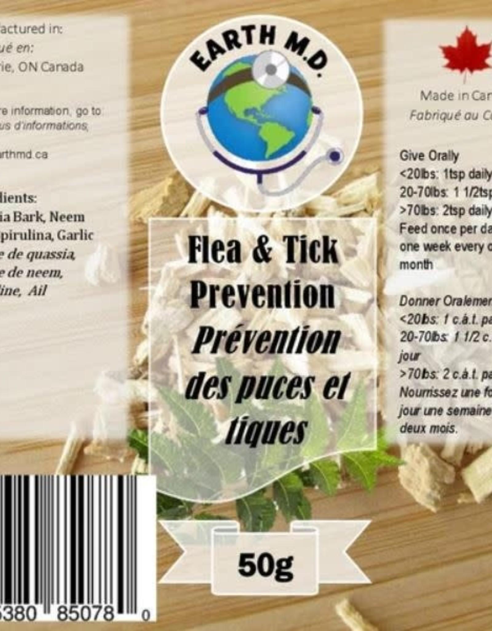 Earth MD earth md flea & tick