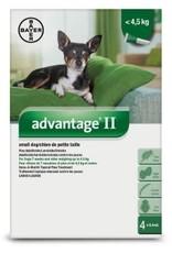 Bayer Advantage II Small Dog flea treatment