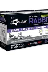 Iron Will Raw Iron Will Raw Original Rabbit