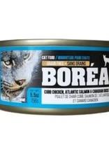 boreal Boréal Cobb Chicken Atlantic Salmon &Canadian Duck Formula  156g