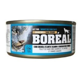 boreal Boréal Cobb Chicken Atlantic Salmon &Canadian Duck Formula  156g