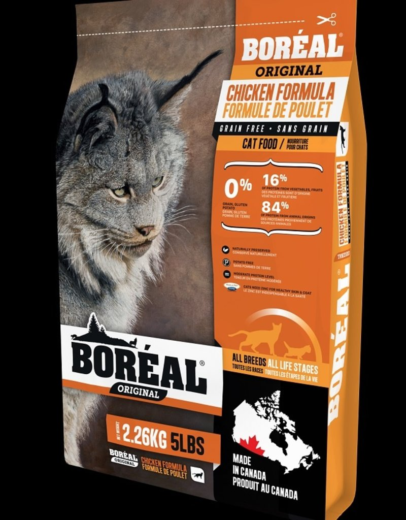 boreal Boreal Cat Grain Free chicken 5.44 kg