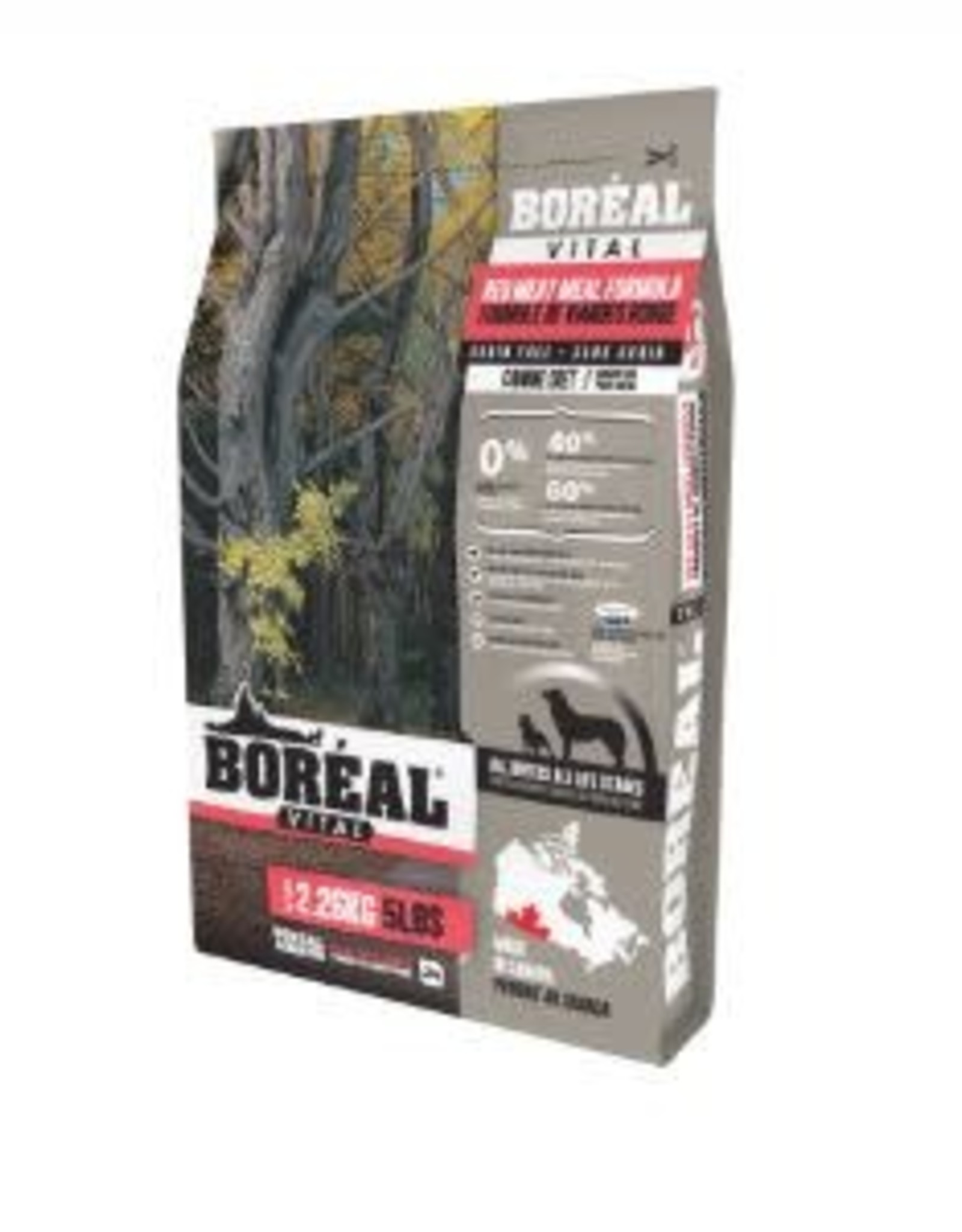 boreal Boreal Vital All Breed Red Meat Meal - Grain Free 11kg