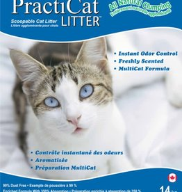 Versapet Incorporated Practicat Clumping Cat Litter 14kg
