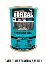 boreal Boreal Canadian Atlantic Salmon dog can 396g
