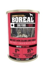 Boreal Boreal Angus Beef & New Zealand Lamb dog can 396g