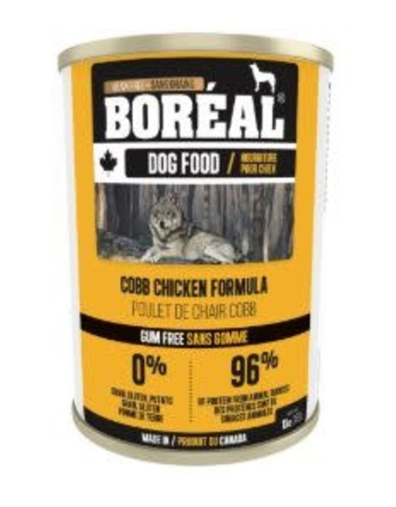 boreal Boreal Canadian Cobb Chicken Formula  dog 396g