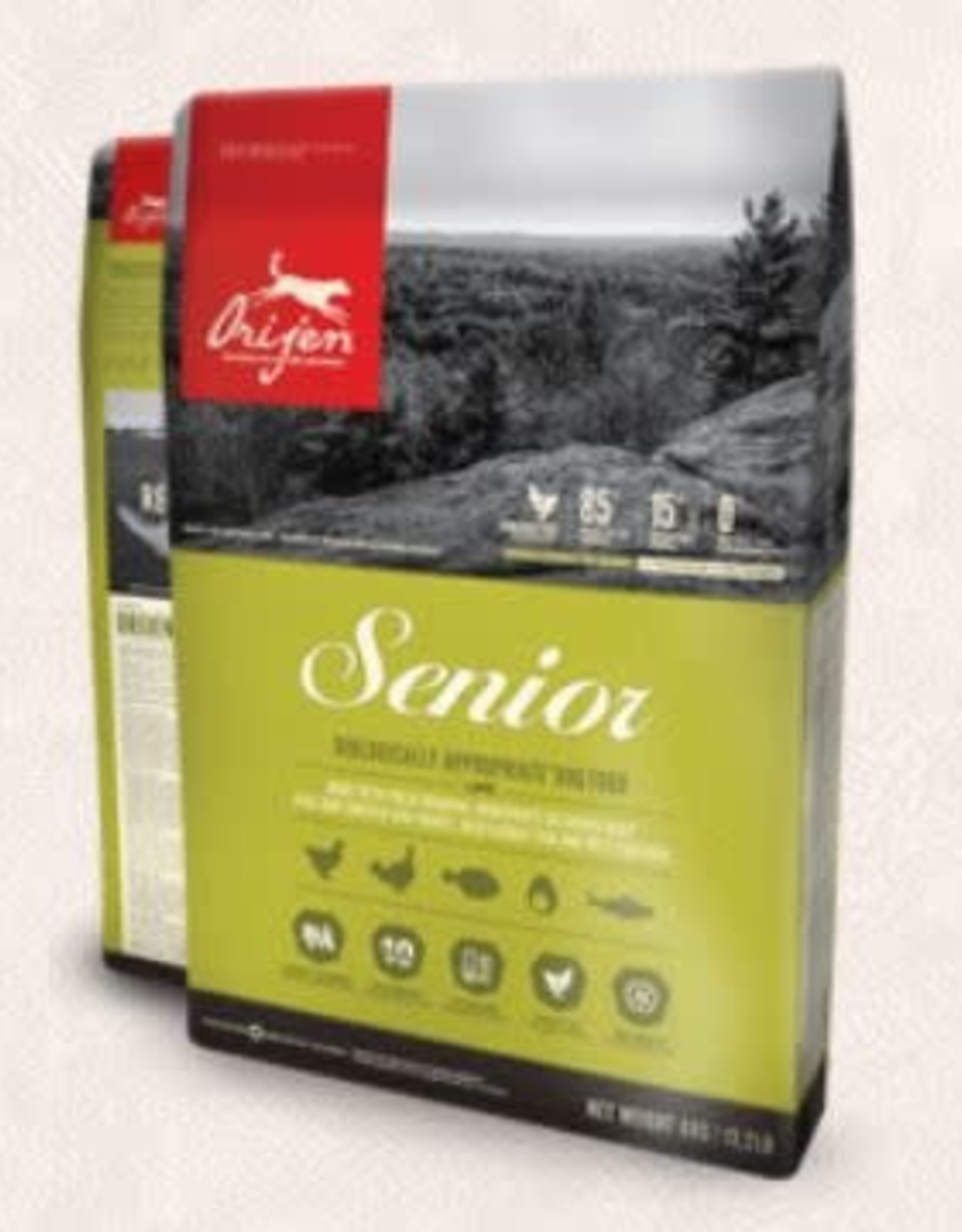 orijen Orijen Senior dog food 11kg