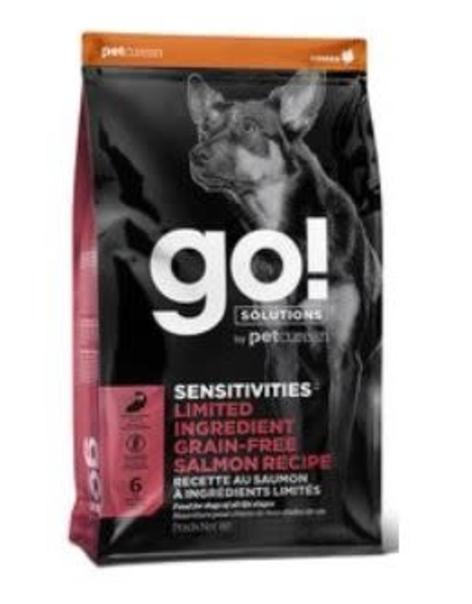 Go Go Sensitivities Limited Ingredient Salmon 22lb