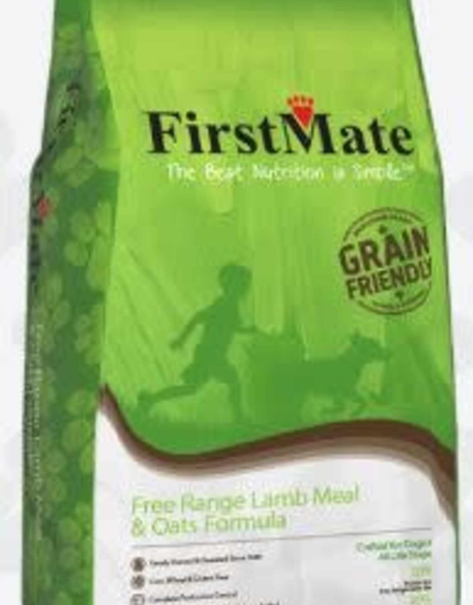 FirstMate FirstMate Grain Friendly Lamb 11kg