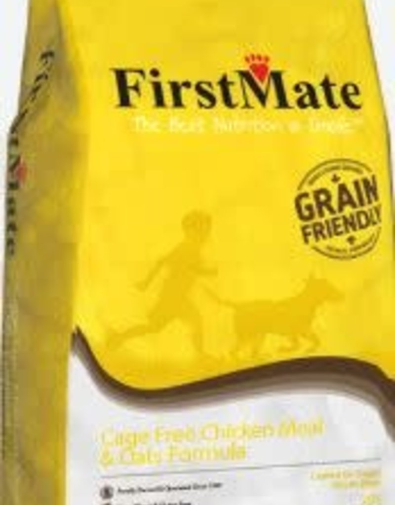 FirstMate FirstMate Grain Friendly Chicken & Oats 11kg