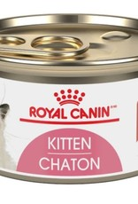 Royal Canin royal canin kitten 3oz cans*