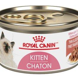 Royal Canin royal canin kitten 3oz cans*