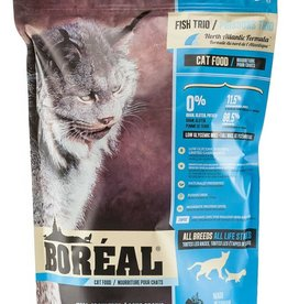 boreal Boreal GF Fish Trio dry cat food 2.26kg