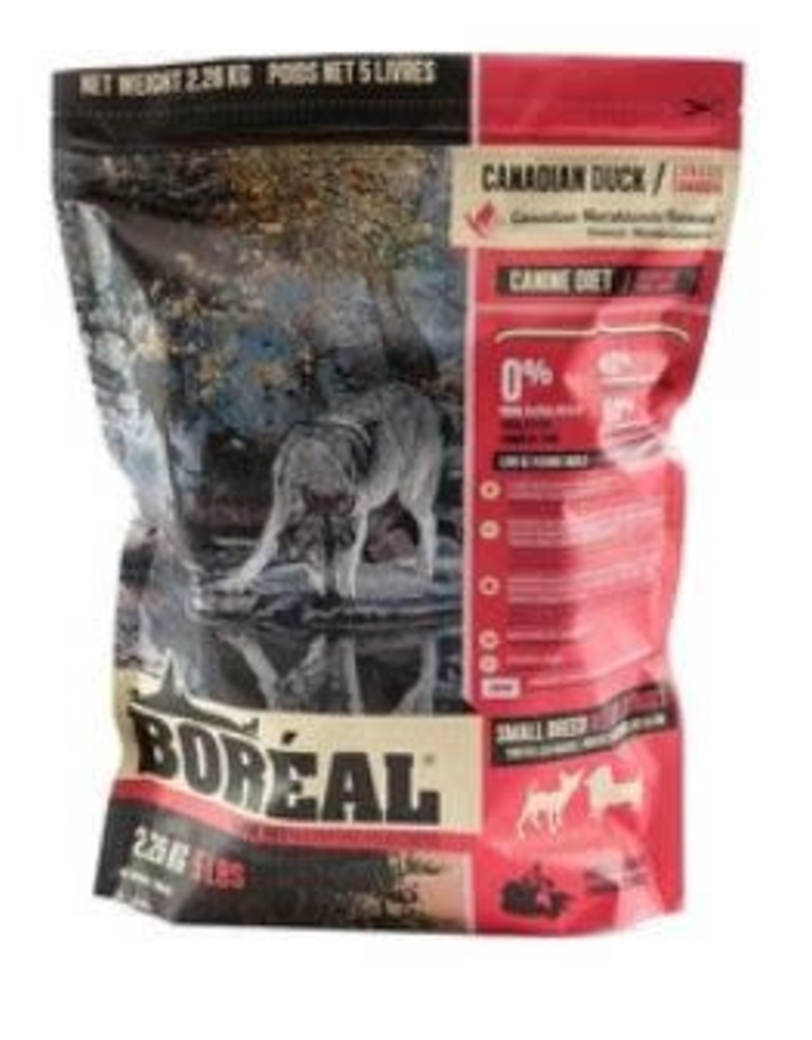 boreal Boreal Small Breed Duck 2.26kg