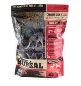 Boreal BOREAL Grain Free Small Breed Duck DOG 2.26kg
