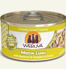 weruva Weruva Meow Luau Canned Cat Food 5.5oz