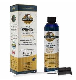 Bonnie & Clyde Wild Omega-3 Fish Oil 8oz