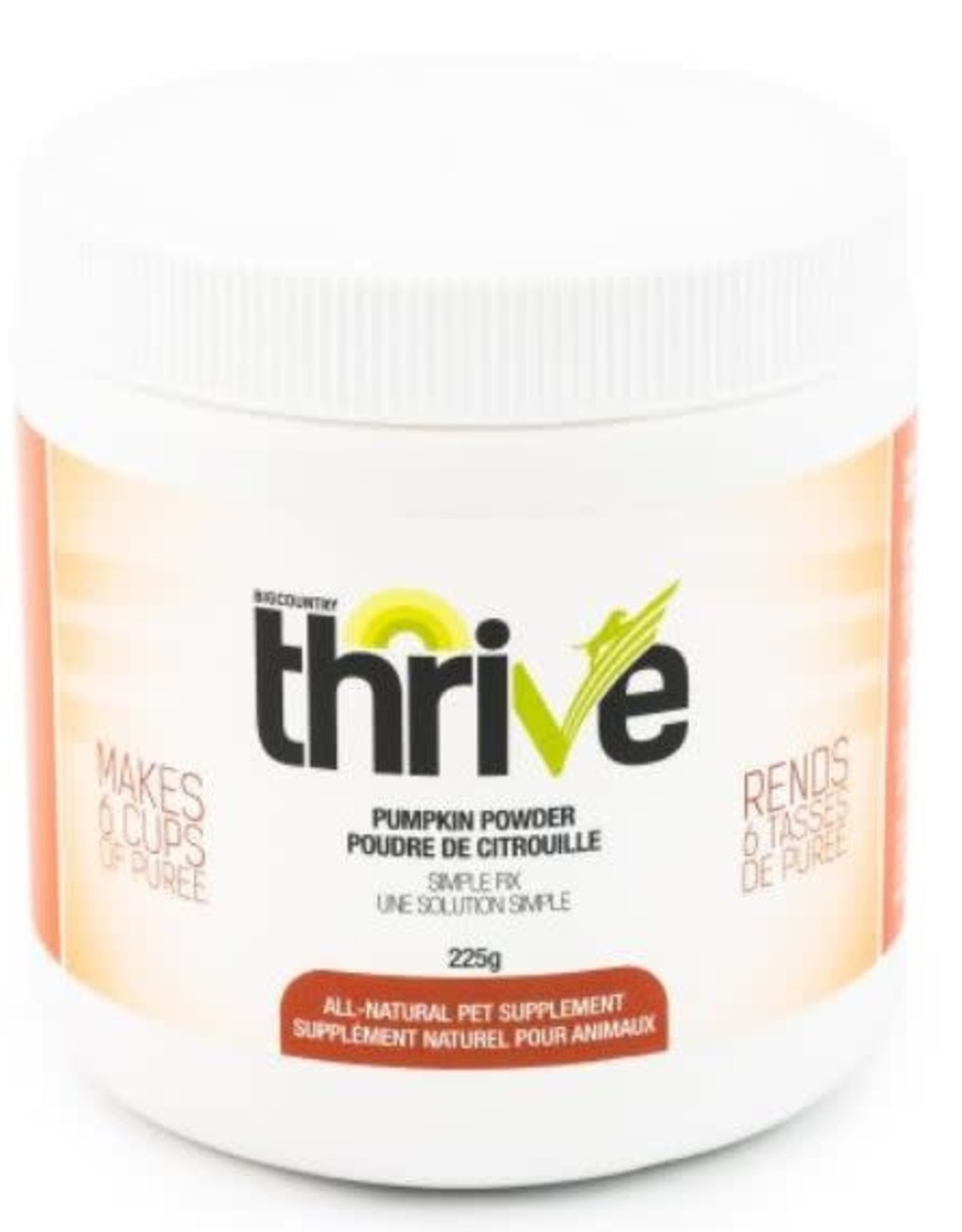 Thrive thrive pumpkin powder