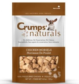 Crumps Natural Crumps Chicken Morsels  2.3oz /65g