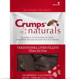 Crumps Natural crumps liver fillets 160g