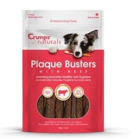 Crumps Natural Crumps' Naturals Plaque Busters Beef - 8pk