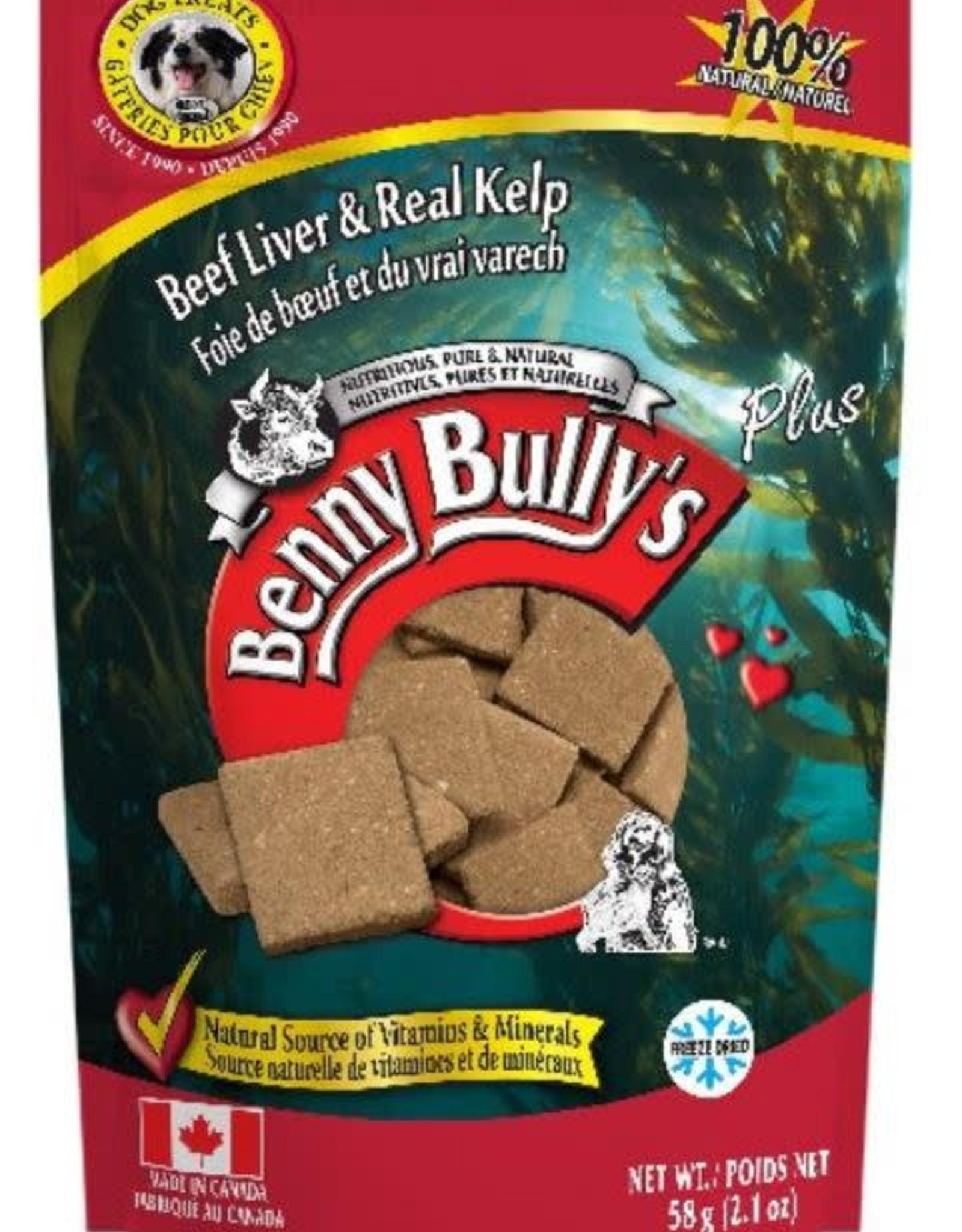 Benny Bully Benny Bullys LiverPlus Kelp 58g