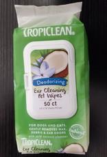 tropiclean tropiclean ear cleaning wipes