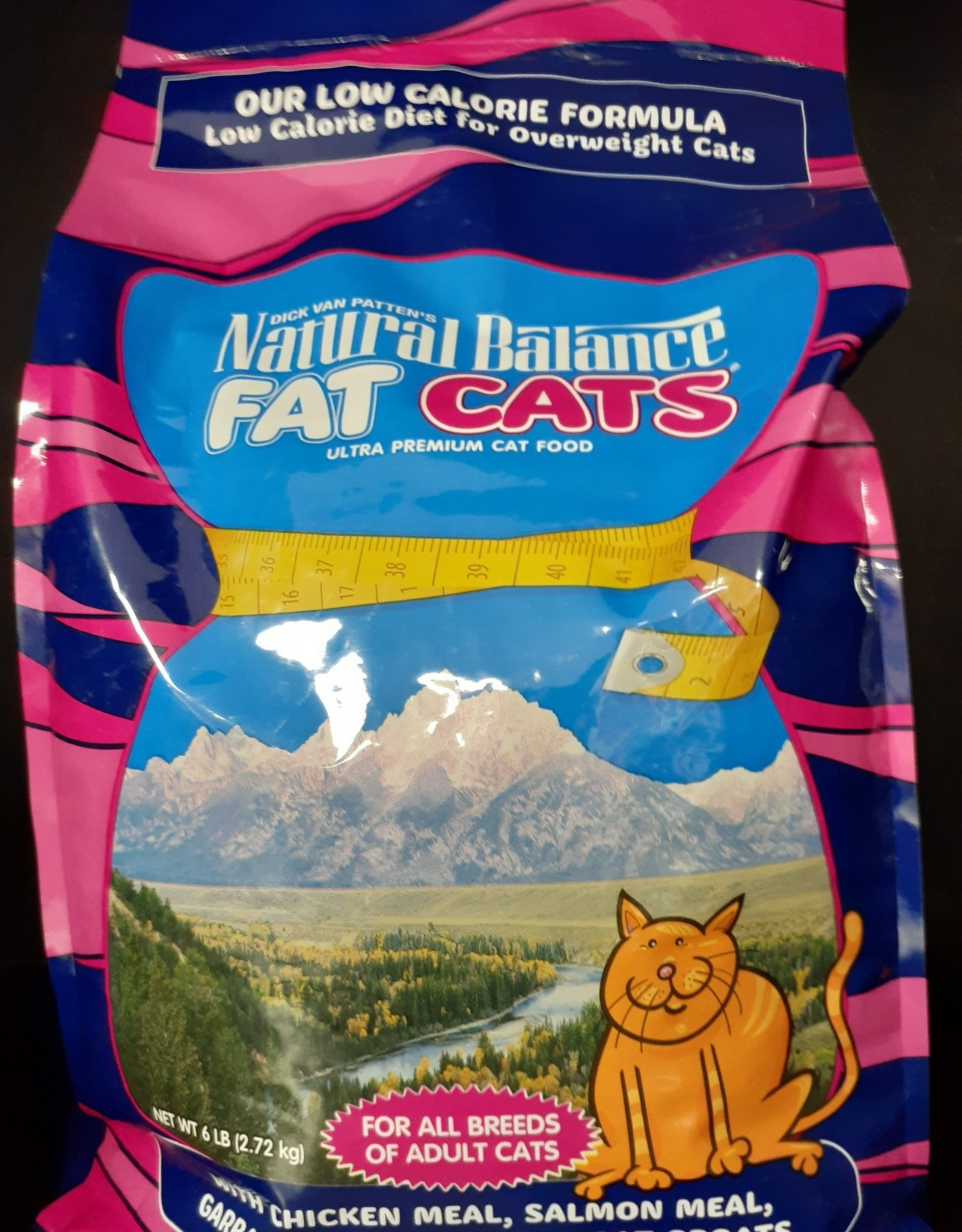 Natural Balance Natural Balance Fat Cats 6lb