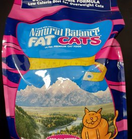 Natural Balance Natural Balance Fat Cats 6lb