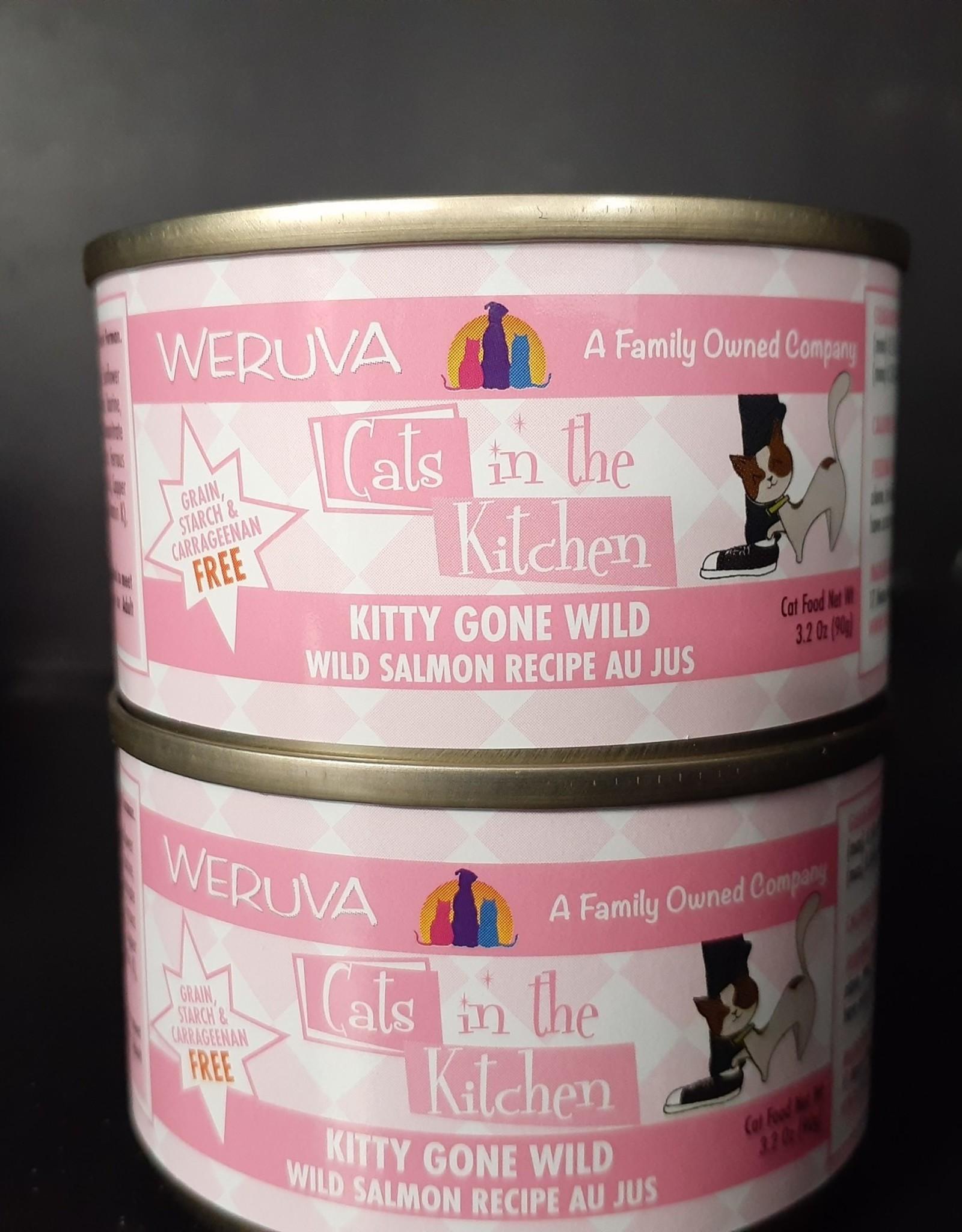 weruva Weruva Cats in the Kitchen Kitty Gone Wild