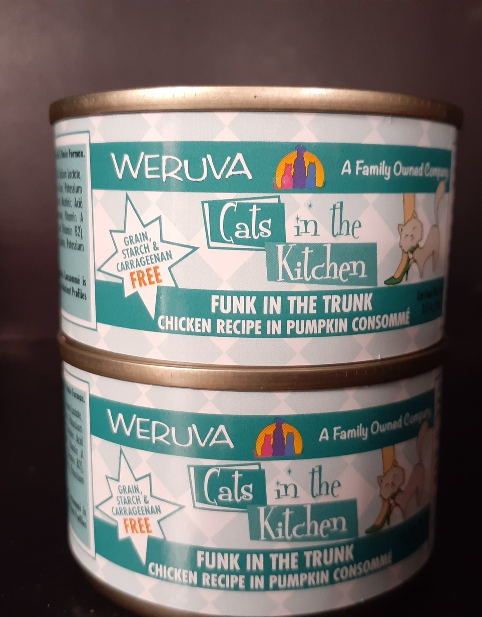 Weruva Weruva Cats in the Kitchen Funk in the Trunk
