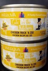 weruva Weruva Cats in the Kitchen Chicken Frick 'A Zee