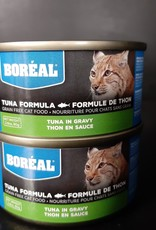 boreal boreal 80g cat tuna in gravy