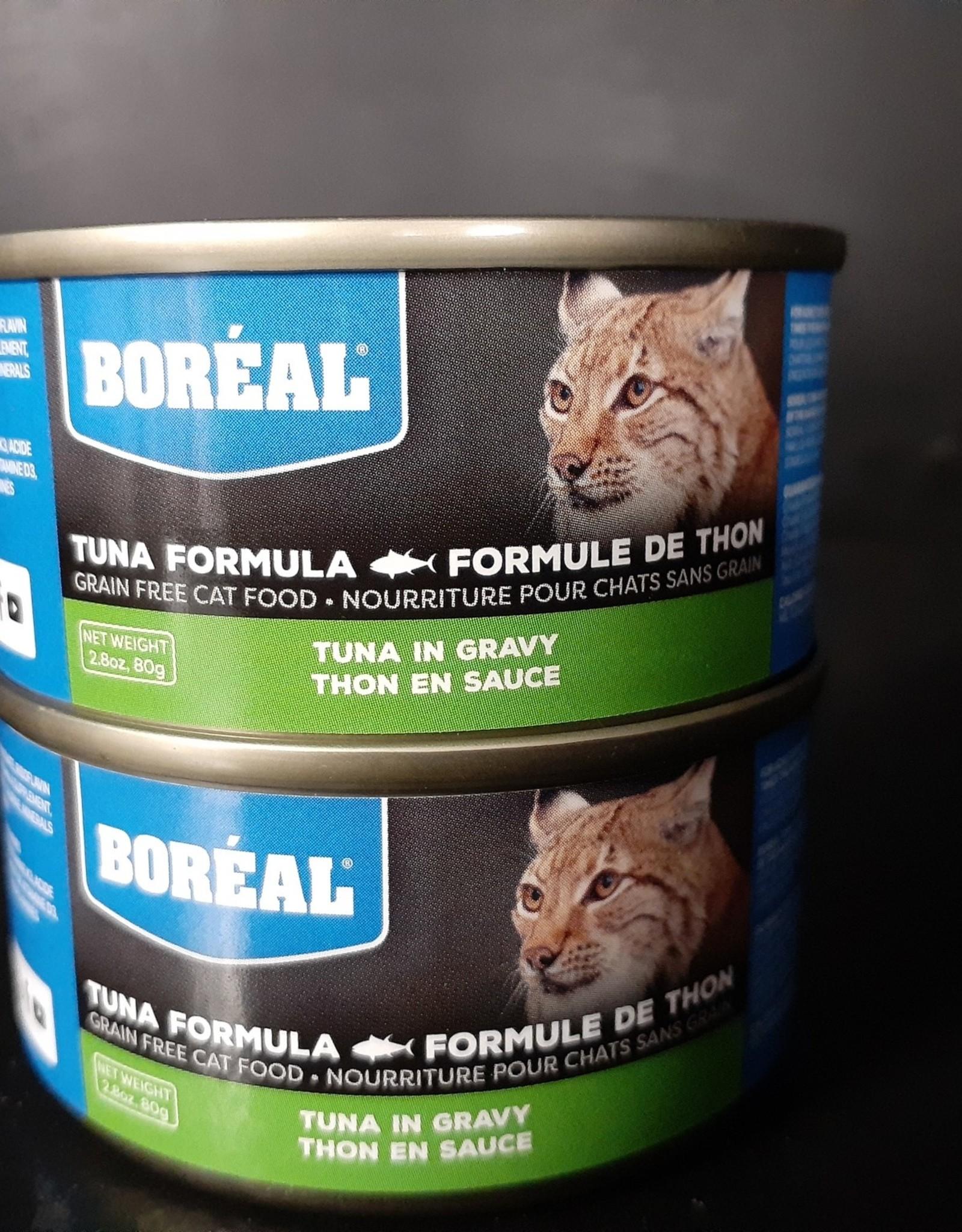 Boreal BOREAL Tuna in Gravy CAT 80g