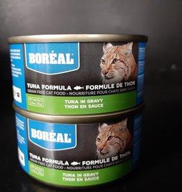 boreal boreal 80g cat tuna in gravy