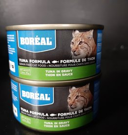 Boreal BOREAL Tuna in Gravy CAT 80g