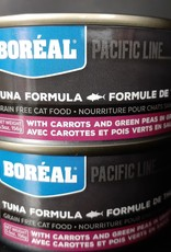 Boreal BOREAL Tuna with Carrots and Green Peas CAT 156g