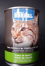 Boreal BOREAL Tuna In Gravy CAT 355g