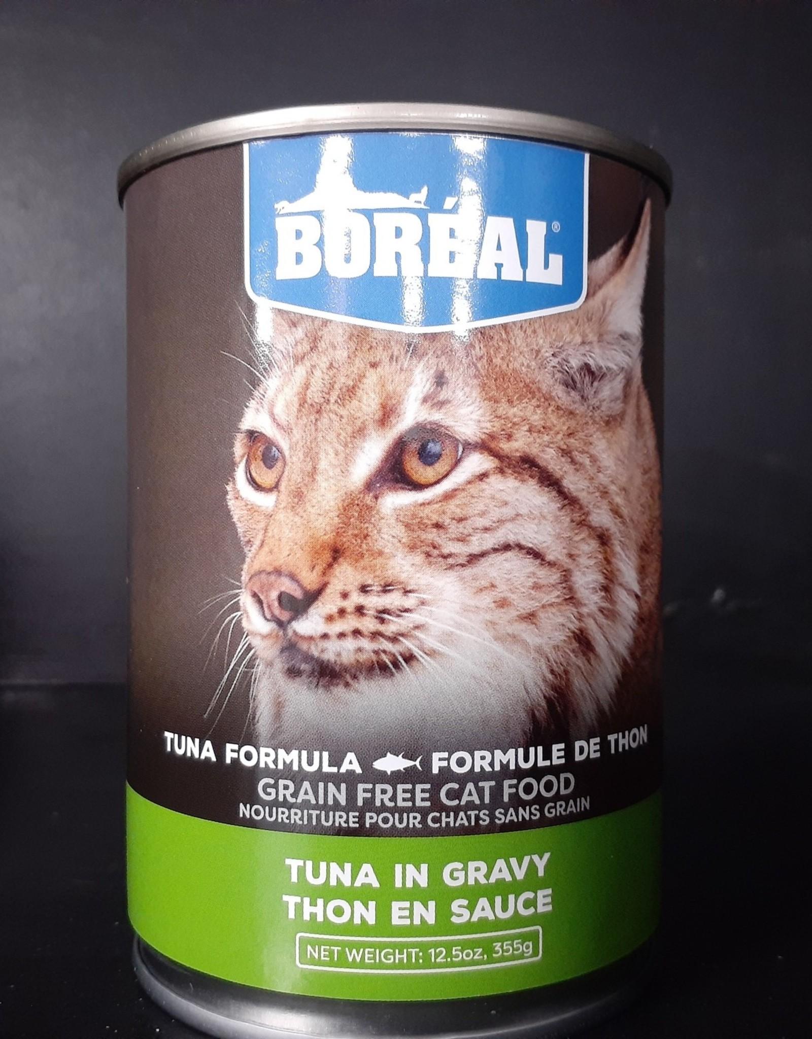 boreal Boreal Tuna In Gravy