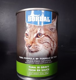 Boreal BOREAL Tuna Red meat In Gravy CAT 355g